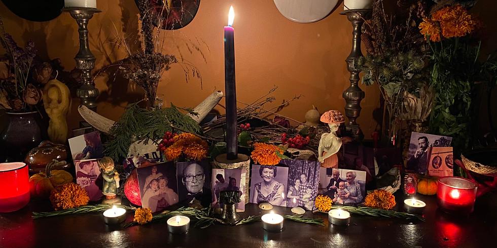 Samhain Ritual Practices with Robin Rose Bennett (1)
