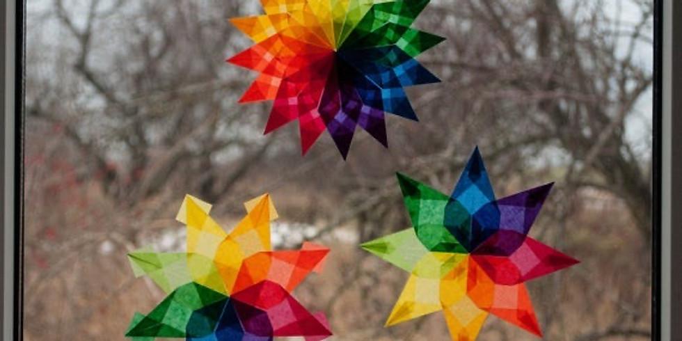 Children's Solstice Crafting Drop-In Workshop (FREE)