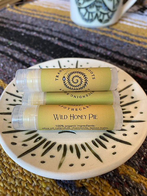 Wild Honey Pie Lip Balm