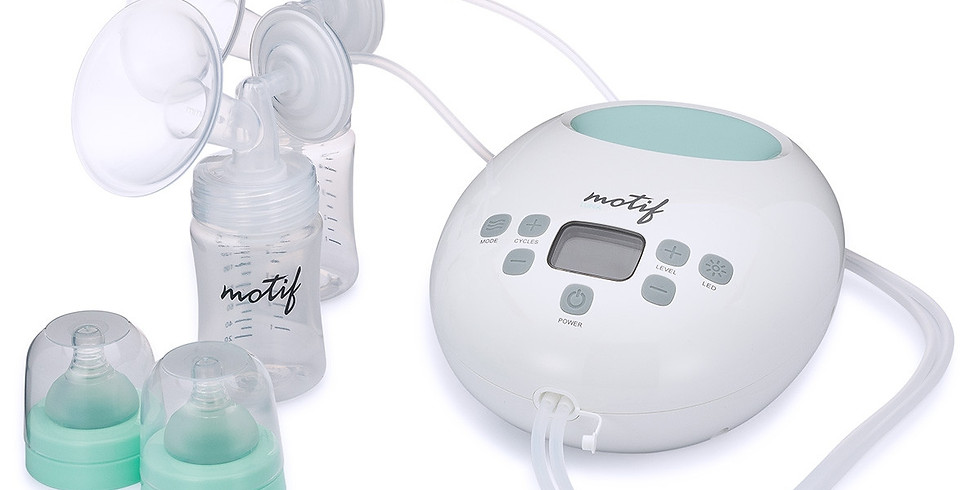 Pre-Recorded via Zoom - Got Milk? Breastmilk Pumping and Storing Class