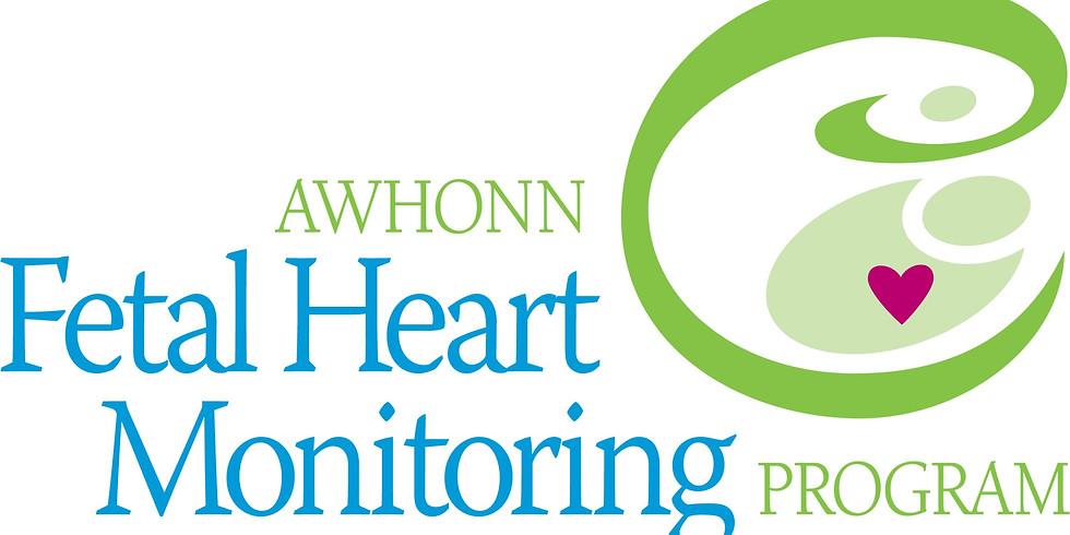 AWHONN Intermediate Fetal Monitoring Course ID#000W2125596 7/29/21 & 7/30/21