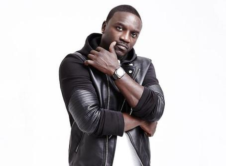 Music Mogul Akon Signs Nigerian-Born Samklef to KonLive Record Label
