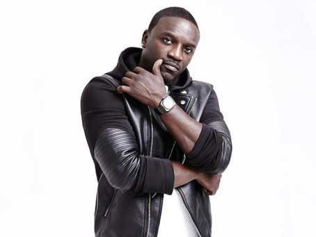 Music Mogul Akon Signs Nigerian-Born Samklef to KonLive Record Label