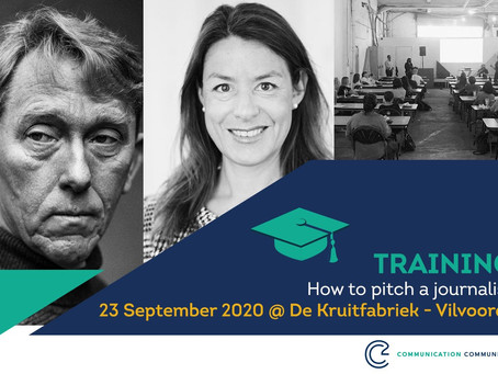 Interel Belgium invites you to: CSquare training on How to pitch journalists