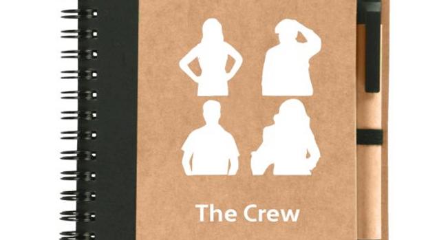 The Crew NoteBook