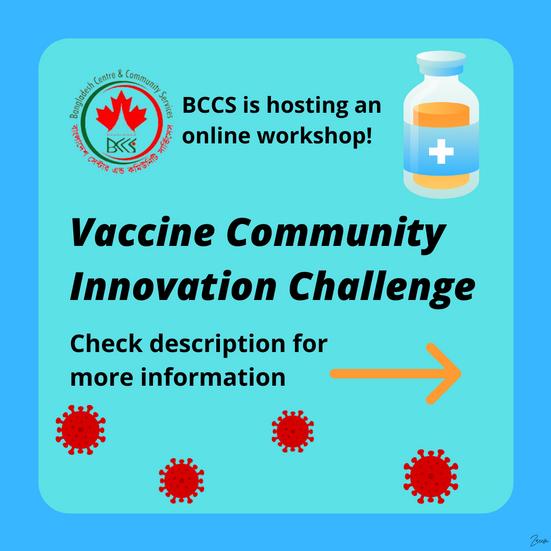 Vaccine Community Innovation Challenge