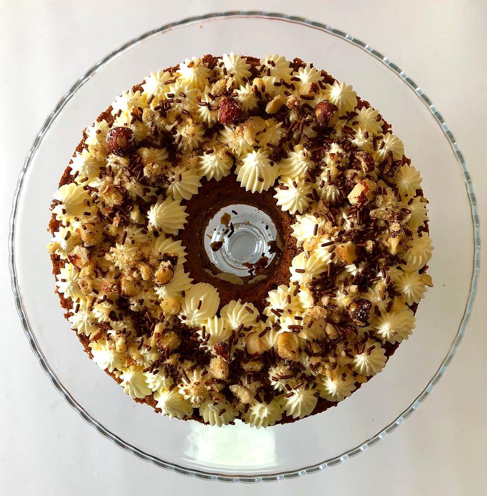 עוגת פסח ללא גלוטן