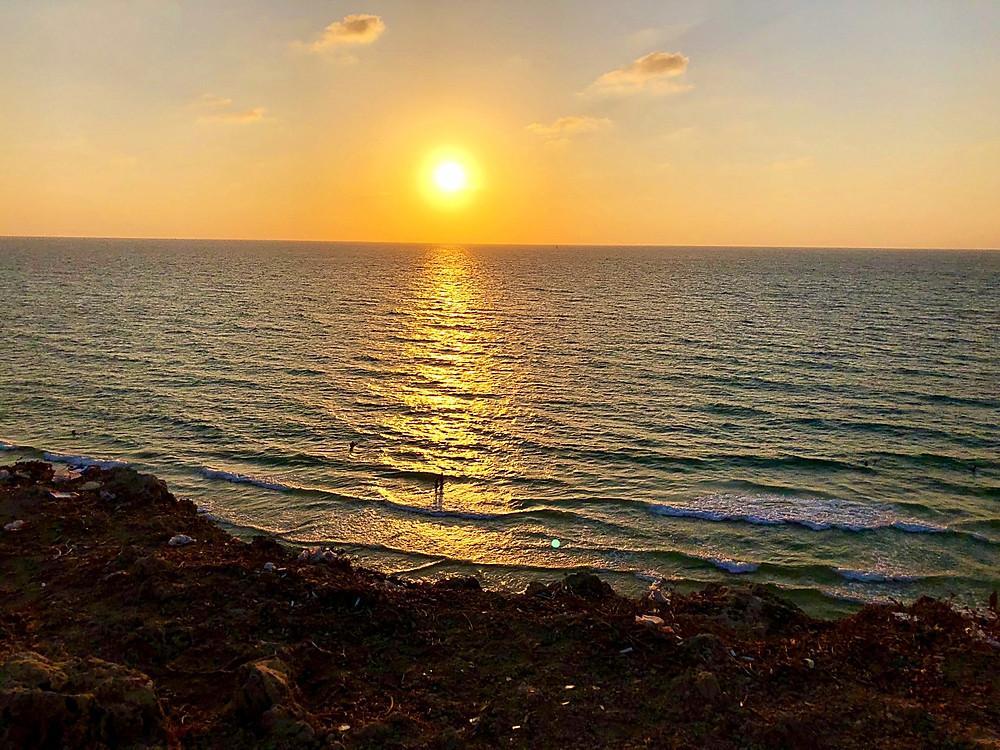 דיאטה ים תיכונית כוללת גם נוף ים, צילום גליה בית אור