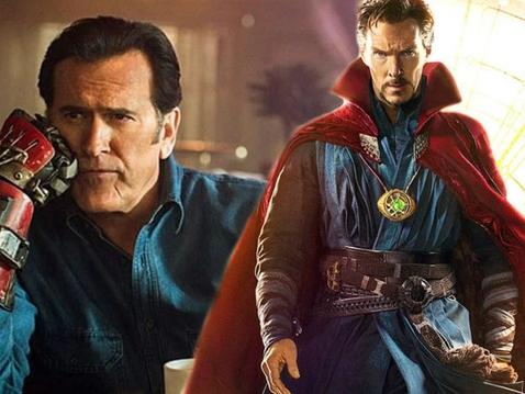 Bruce Campbell Addresses 'Doctor Strange 2' Rumors