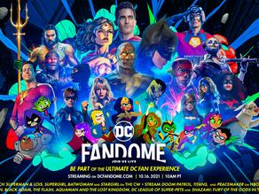 DC FanDome Returns in October 2021
