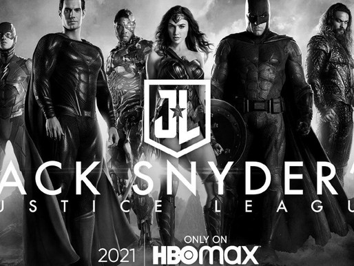 The Chapter Titles of Zack Snyder's 'Justice League' Have Been Announced