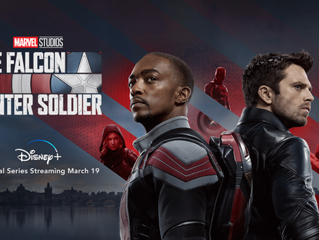 'The Falcon and the Winter Soldier' (2021-) Finale REVIEW