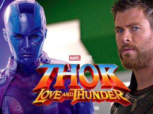 Karen Gillan Confirms Return of Nebula for 'Thor: Love and Thunder'