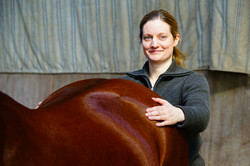 Johanna Suhr Physiotherapie Pferde
