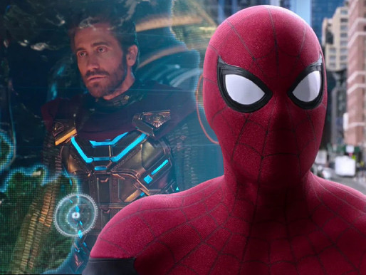 Mysterio Easter Eggs Spotted on 'Spider-Man 3' Set
