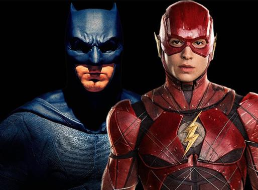Ben Affleck Will Return in 'The Flash' as Batman