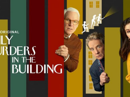 'Only Murders in the Building' REVIEW