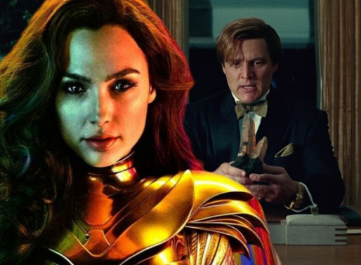 'Wonder Woman 1984' Doesn't Fully Mean to Reference Trump, But Does