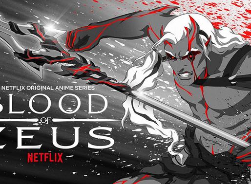 Greek Mythology Anime 'Blood of Zeus' Hits Netflix in October 2020