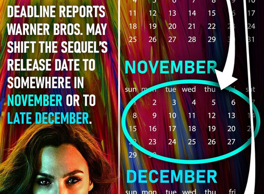 'Wonder Woman 1984' Faces Delays