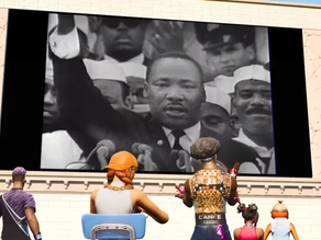 Fortnite, MLK Jr.: Epic Games Includes 'I Have A Dream' Speech Virtual Experience into Gameplay