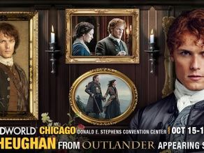 'Outlander' Star Sam Heughan Added to Wizard World Chicago 2021 Lineup