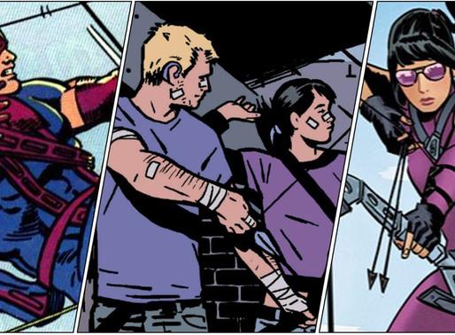 Disney+ Could Give Hawkeye a Proper Backstory