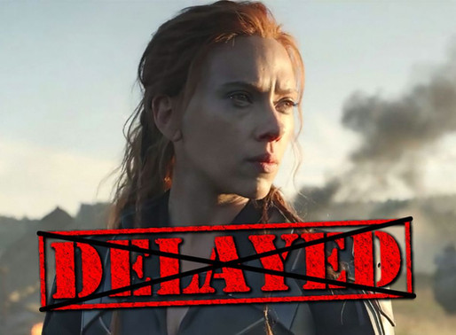 'Black Widow,' Other Marvel Titles Officially Delayed