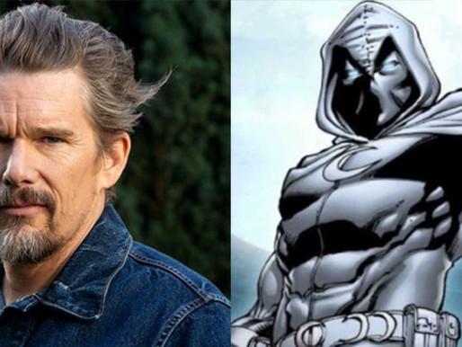 Ethan Hawke Joins 'Moon Knight' Cast in Villainous Role