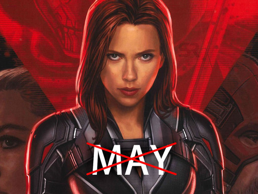 'Black Widow' Expected for Another Delay