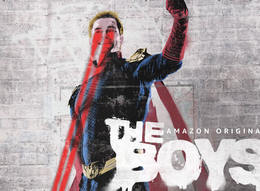'The Boys' Sets Out to Dominate Superhero Entertainment