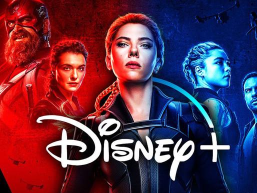 'Black Widow' Delayed, Disney+ Release