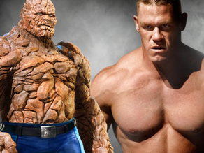 """John Cena is Interested in Playing """"The Thing"""""""