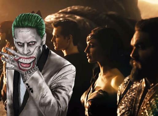 Jared Leto to Return as Joker in Zack Snyder's 'Justice League'