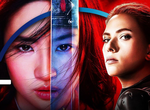 'Black Widow' Listed on VOD Service