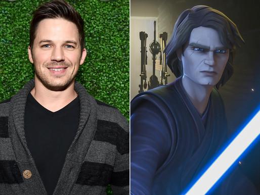 'Star Wars: The Clone Wars' Actor Matt Lanter Confirms Return