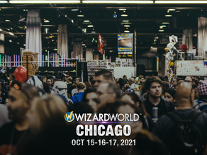 Wizard World Chicago Announces First Guests for 2021 Event