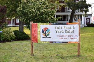 Fall Fest: Durham's Community Yard Sale
