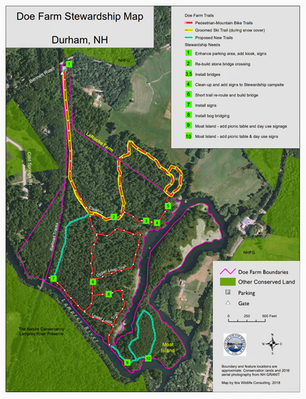 Doe Farm Trails (part 2)
