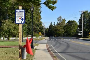 Old-timey Pedestrian Safety