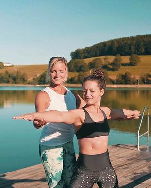 yoga kurse braunau mattsee salzburg danique