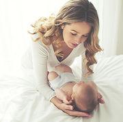 Matriz com sua criança