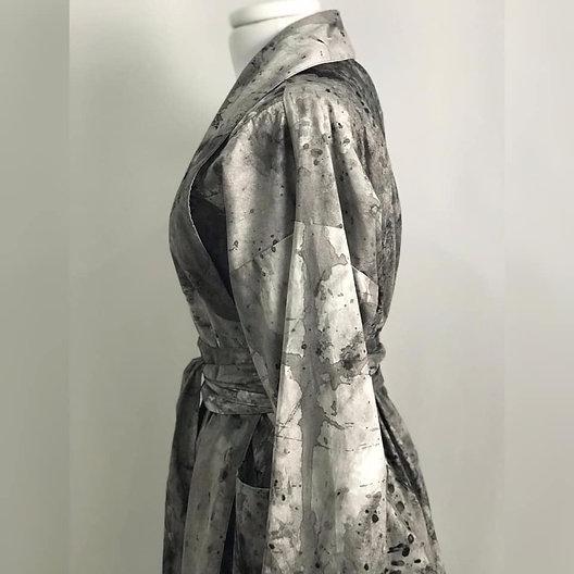 The Raissa Jacket  - Masha Print