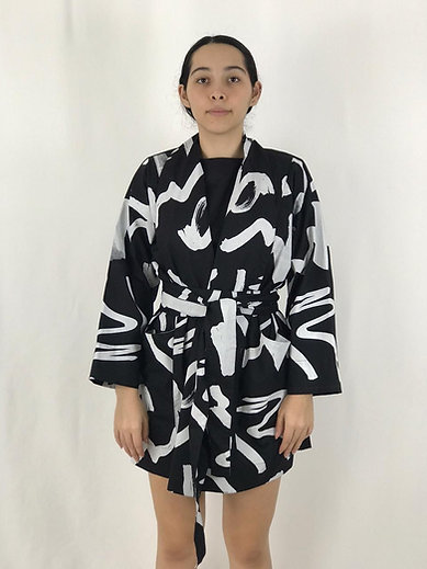 The Raissa jacket - Marion Print