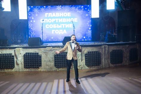 Ведущий на Новый Год Сергей Савкин