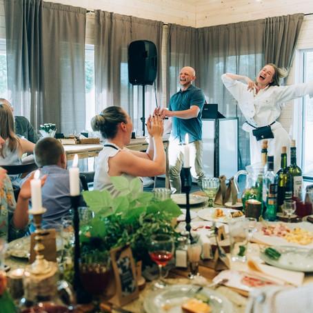 Стили танца на торжестве