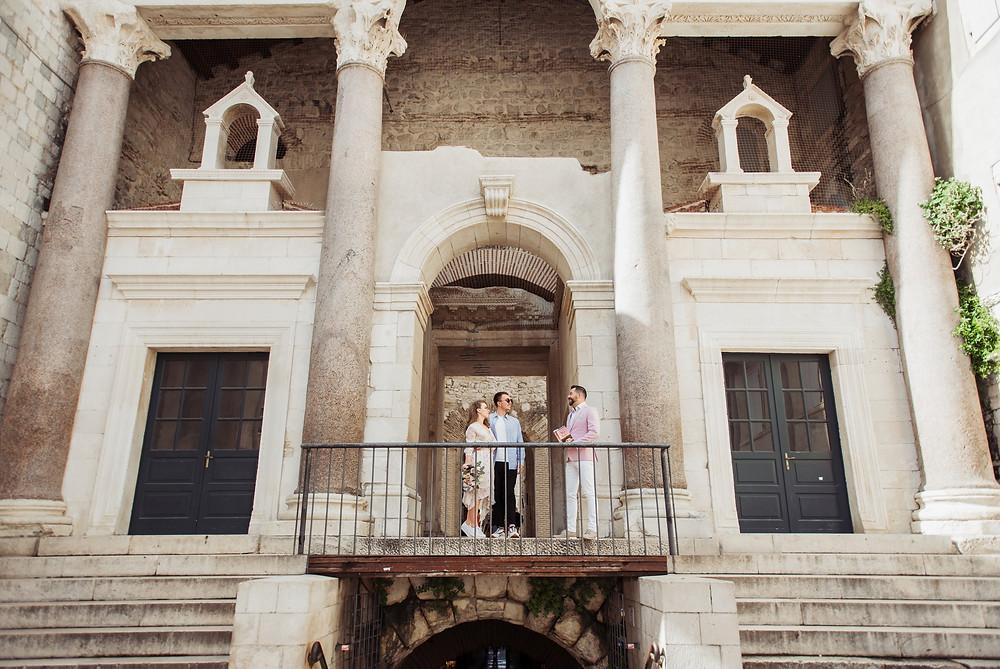 Wedding in Croatia Свадьба в Хорватии