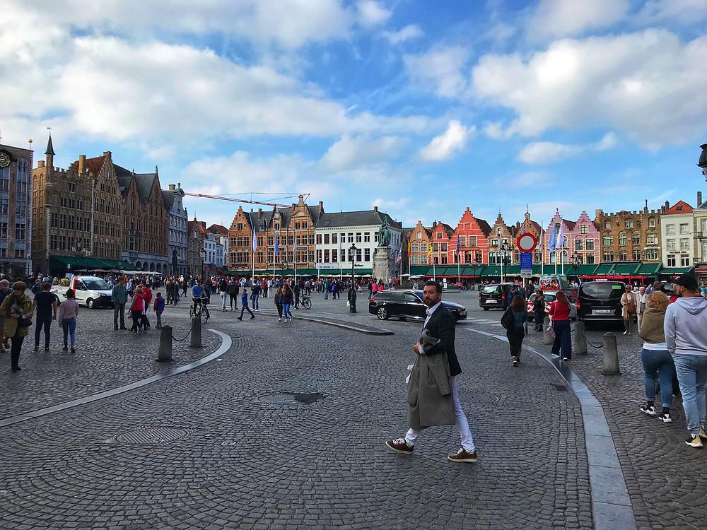 Площадь Брюгге