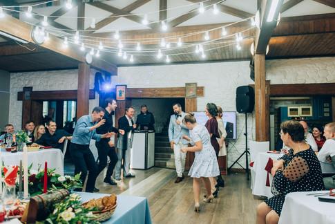 Ведущий на свадьбу в Архангельске