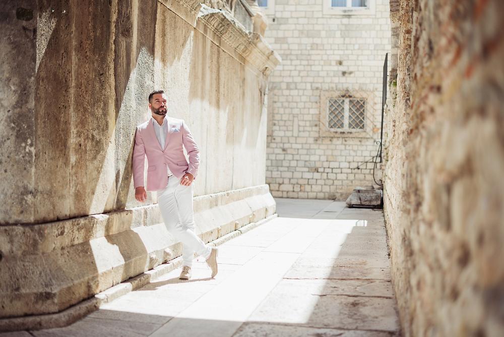 ведущий на свадьбу в Хорватии Host of wedding in Croatia #ВедущийВЕвропе